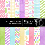 Hippity Hop MN Paper Pack-$3.49 (Melissa Nuttall)