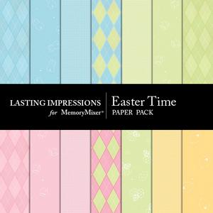 Easter time pp medium