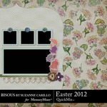 Easter 2012 QuickMix-$4.49 (Bisous By Suzanne Carillo)