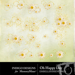Oh Happy Day ID Scatters Pack-$1.00 (Indigo Designs)