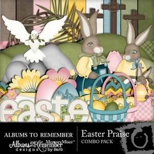 Easter praise combo medium