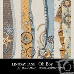 Oh Boy Border Pack-$1.99 (Lindsay Jane)