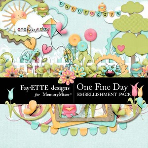 One fine day emb 1 medium