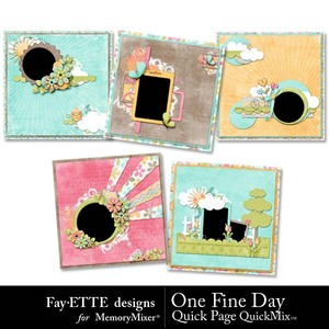 One fine day qp 1 medium