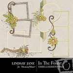 In the Forest Frame Pack-$1.99 (Lindsay Jane)