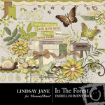 In the Forest Embellishment Pack-$1.75 (Lindsay Jane)