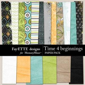 Time 4 beginnings pp 1 medium