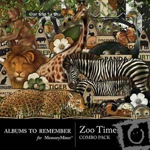 Zoo time combo 1 medium
