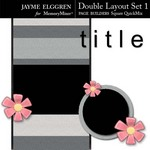 Page Builder Double Layout Square QuickMix 1-$0.99 (Jayme Elggren)