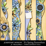 Its Spring Somewhere Border Pack-$2.99 (Jumpstart Designs)