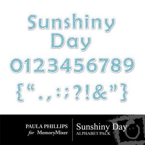 Sunshiny day pp alpha medium