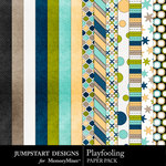 Playfooling Paper Pack-$2.99 (Jumpstart Designs)