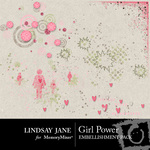 Girl Power Scatterz Pack-$1.99 (Lindsay Jane)