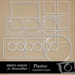 Plastics emb medium
