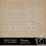 Plastics emb small