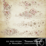 Treasure Moment Scatters Pack-$1.99 (Fly Pixel Studio)