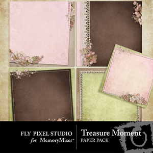 Treasure moment deco pp medium