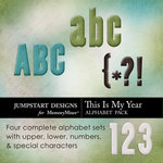 This is My Year Alphabet Pack-$3.99 (Jumpstart Designs)