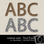 Tool Time Alphabet Pack-$1.49 (Lindsay Jane)