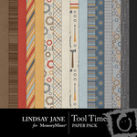 Tool Time Paper Pack-$2.00 (Lindsay Jane)