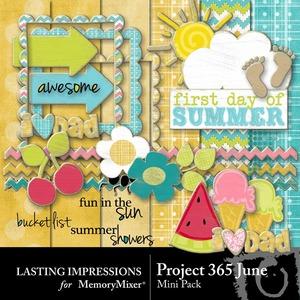 Project 365 06 june mini pack medium