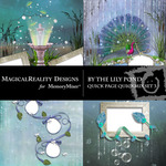 By the Lily Pond Quick Page QuickMix 3-$3.49 (MagicalReality Designs)