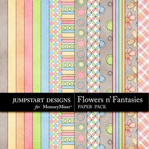 Flowers n fantasies pp medium