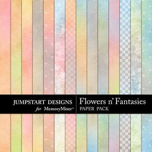 Flowers n fantasies add on pp medium