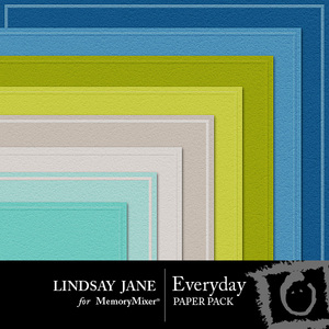 Everyday lj embossed pp medium