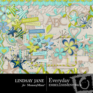 Everyday lj emb medium