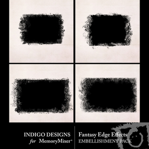 Fantasy edge effect emb medium