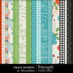 Strength Paper Pack-$3.99 (Traci Murphy)