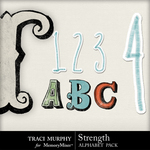 Strength Alphabet Pack-$0.99 (Traci Murphy)