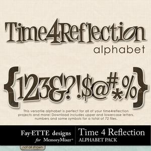Time 4 reflection alpha medium