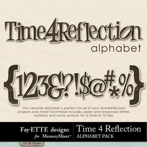 Time 4 reflection alpha medium