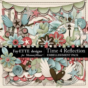 Time 4 reflection emb medium