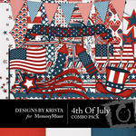 4th of July Combo Pack-$4.49 (Designs by Krista)