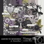 Vintage Bliss Combo Pack-$4.99 (Albums to Remember)