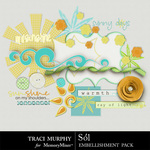 Sol Embellishment Pack-$2.99 (Traci Murphy)