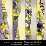 Moonrise Meadow Border Pack-$1.99 (Jumpstart Designs)