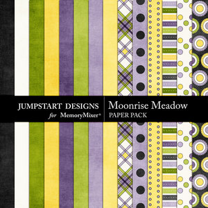 Moonrise meadow pp medium