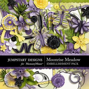 Moonrise meadow emb medium