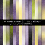 Moonrise Meadow Add On Paper Pack-$3.49 (Jumpstart Designs)