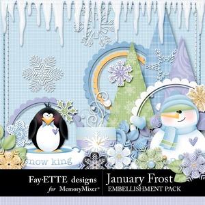 January frost emb medium