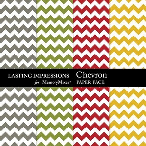 Chevron pp medium
