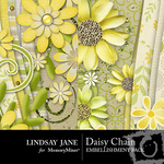 Daisy chain borders 2 small