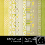 Daisy Chain Paper Pack-$3.99 (Lindsay Jane)