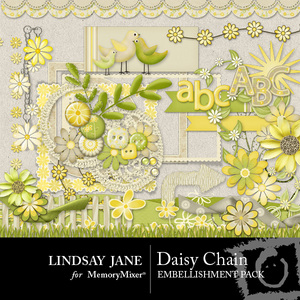 Daisy chain emb medium