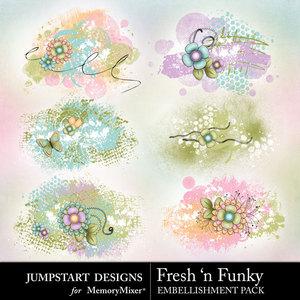 Fresh n funky scatters medium