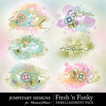 Fresh n Funky Scatterz-$2.99 (Jumpstart Designs)